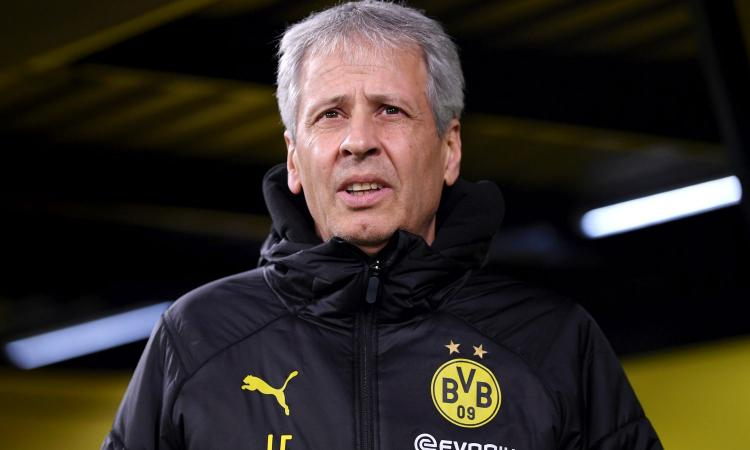 Borussia Dortmund, Favre: 'Haaland d'aiuto anche a difendere' VIDEO