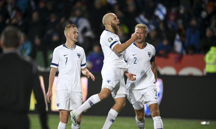 Qual. Euro 2020: Finlandia e Svezia qualificate. Spagna e Danimarca a valanga, la Svizzera spera ancora