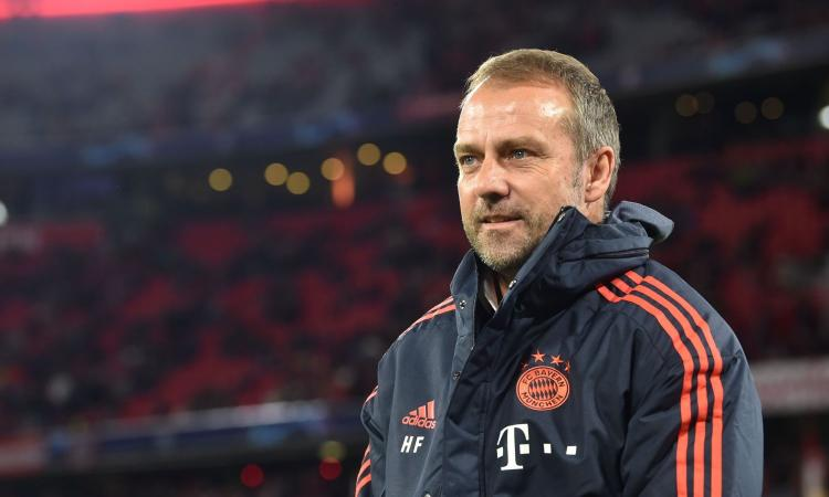 Bayern, Flick: 'Coutinho ha dato spettacolo' VIDEO