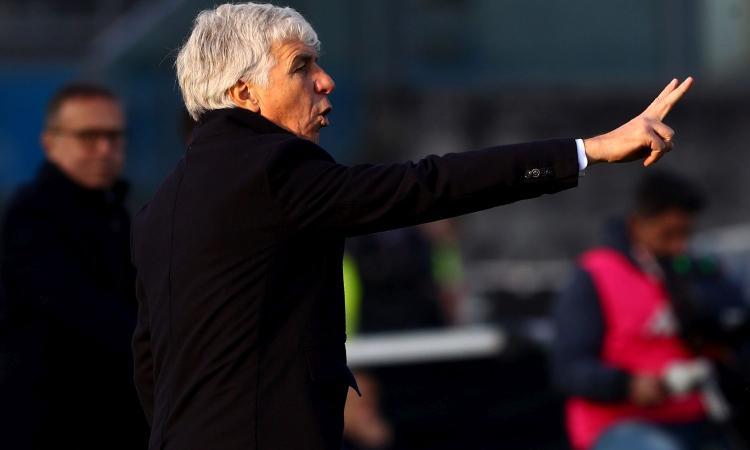 Atalanta, Gasperini: 'L'errore del VAR contro l'Inter? Ho poco da aggiungere'