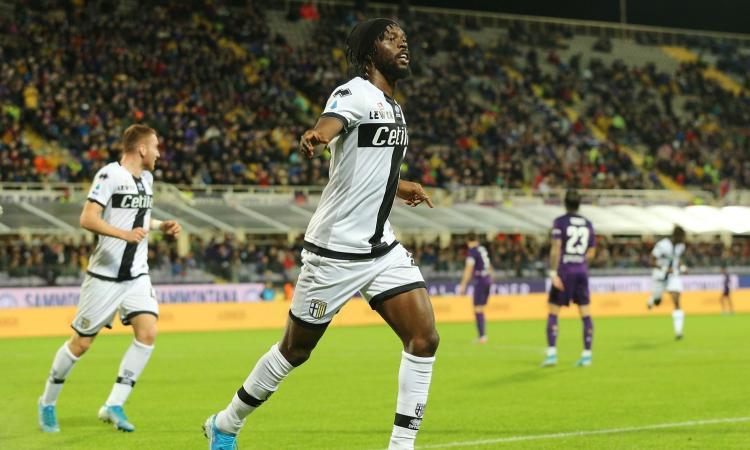 Fiorentina-Parma 1-1: il tabellino