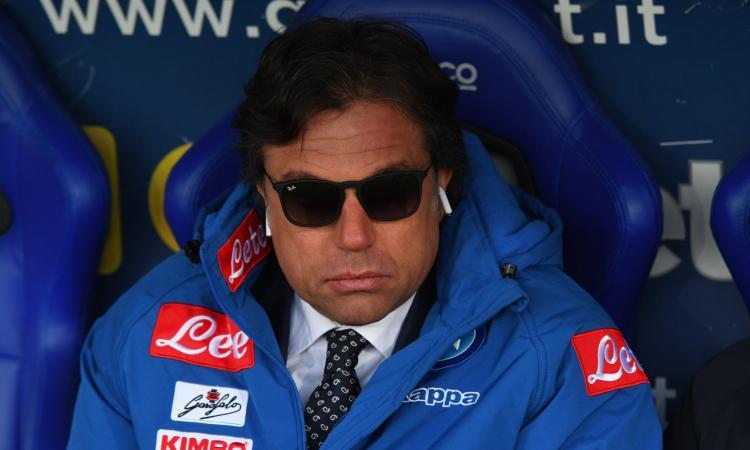 Napoli, Giuntoli: 'Situazione Milik ancora aperta. Zaccagni? Ci sono tante situazioni interessanti, ma...'