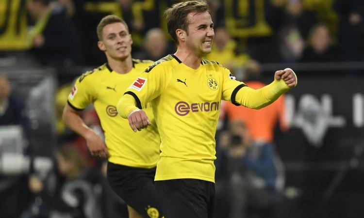 Il Borussia Dortmund perde ancora Reus ma fa paura: tre gol che spaventano l'Inter