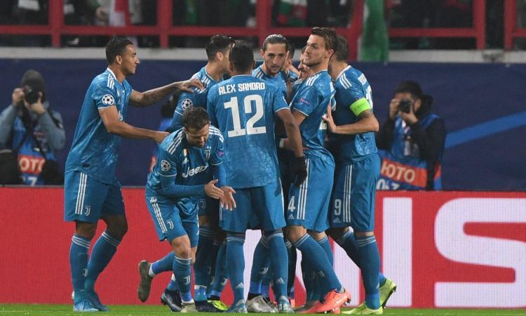 Juve, Bonucci: 'Il salvataggio? La vera giocata è quella di Douglas. Sul calcio di Sarri...'