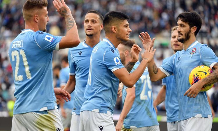 La Lazio vola per la Champions... grazie all'aiutino di Pairetto