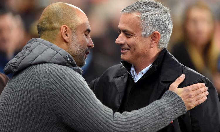 Tottenham-Manchester City, Guardiola contro Mourinho: 'Ah, è medico?' VIDEO