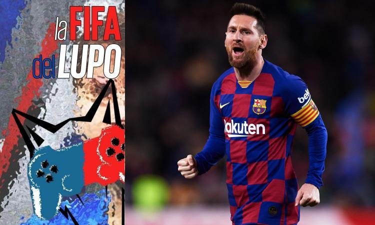 FIFA del Lupo: Messi sì, Lewandowski no! Tre colpi da veri professionisti