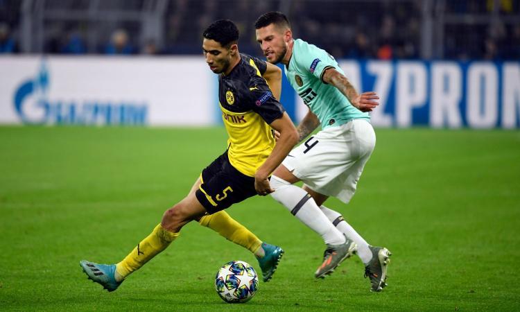 Inter, martedì Hakimi arriva a Milano: visite mediche fissate e firma, i dettagli