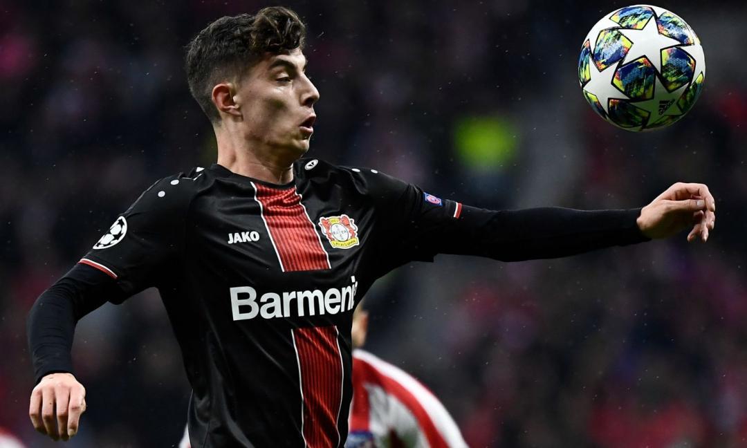 Leverkusen, con Havertz la Champions è assicurata