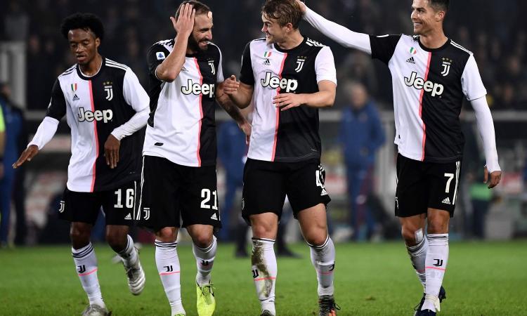 Torino-Juve, le pagelle di CM: Higuain è decisivo, Verdi stecca ancora
