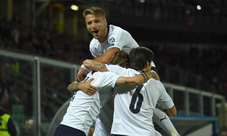 Italia sempre più bella e spietata: se l'Europeo si giocasse domani lo vinceremmo