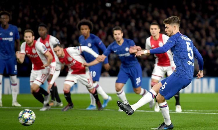 Chelsea, Jorginho: 'Al top anche senza Sarri'