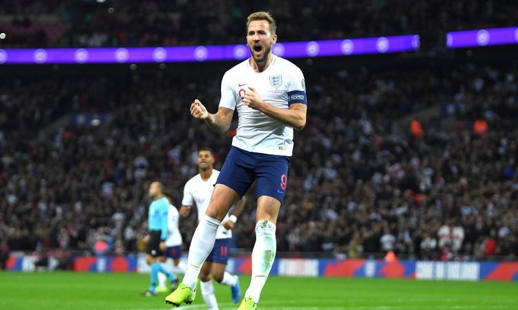 Kane in fuga dal Tottenham, in Inghilterra si parla sempre più della Juve