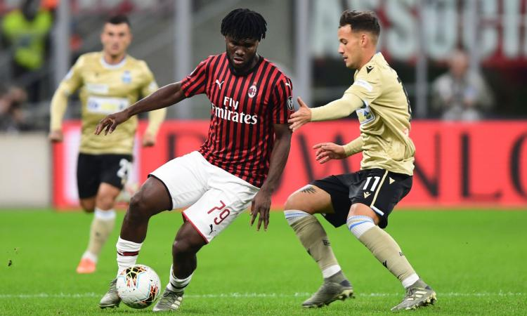 Kessie non è più una prima scelta: il Milan fa il prezzo per gennaio