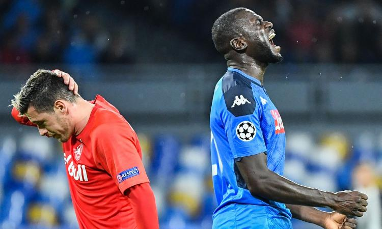 Napolimania: Koulibaly, che succede?