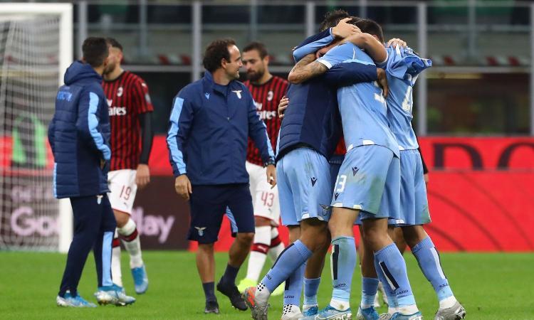Il Milan non corre nemmeno: è una crisi senza fine! Lazio, inno alla qualità