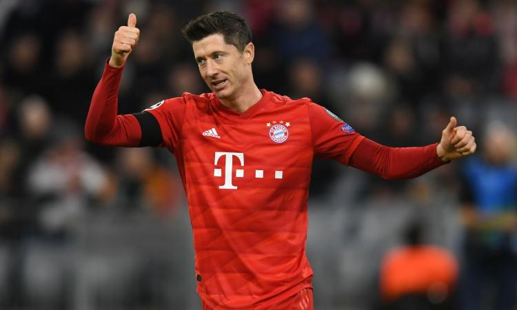 Il Bayern Monaco stende il Dortmund: è 4-0 con super Lewandowski