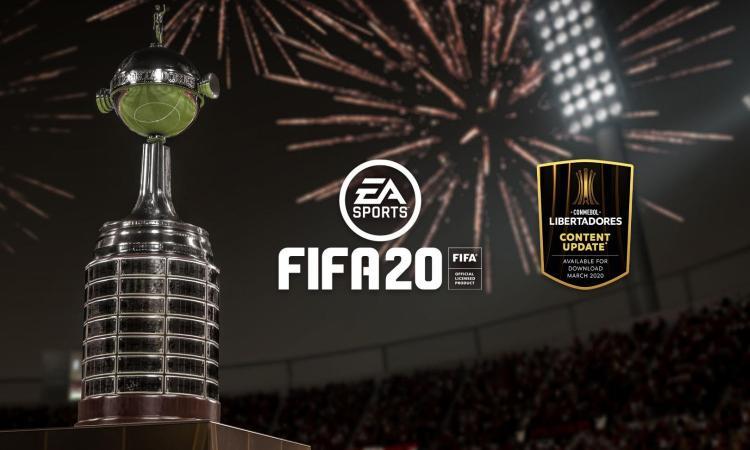 UFFICIALE: Copa Libertadores su Fifa 20 e nuovo torneo competitivo