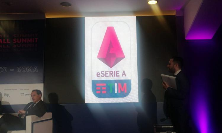 La Lega Serie A presenta la 'eSerie A TIM': via al primo Campionato ufficiale di Esports