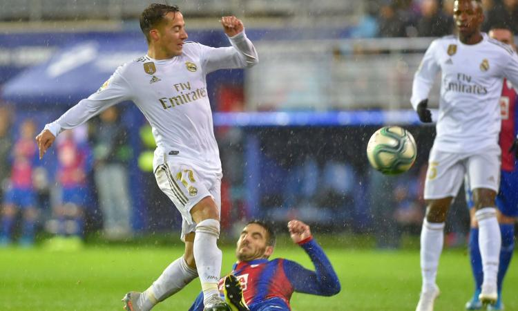 Real Madrid: Lucas Vazquez ha detto no a tre offerte