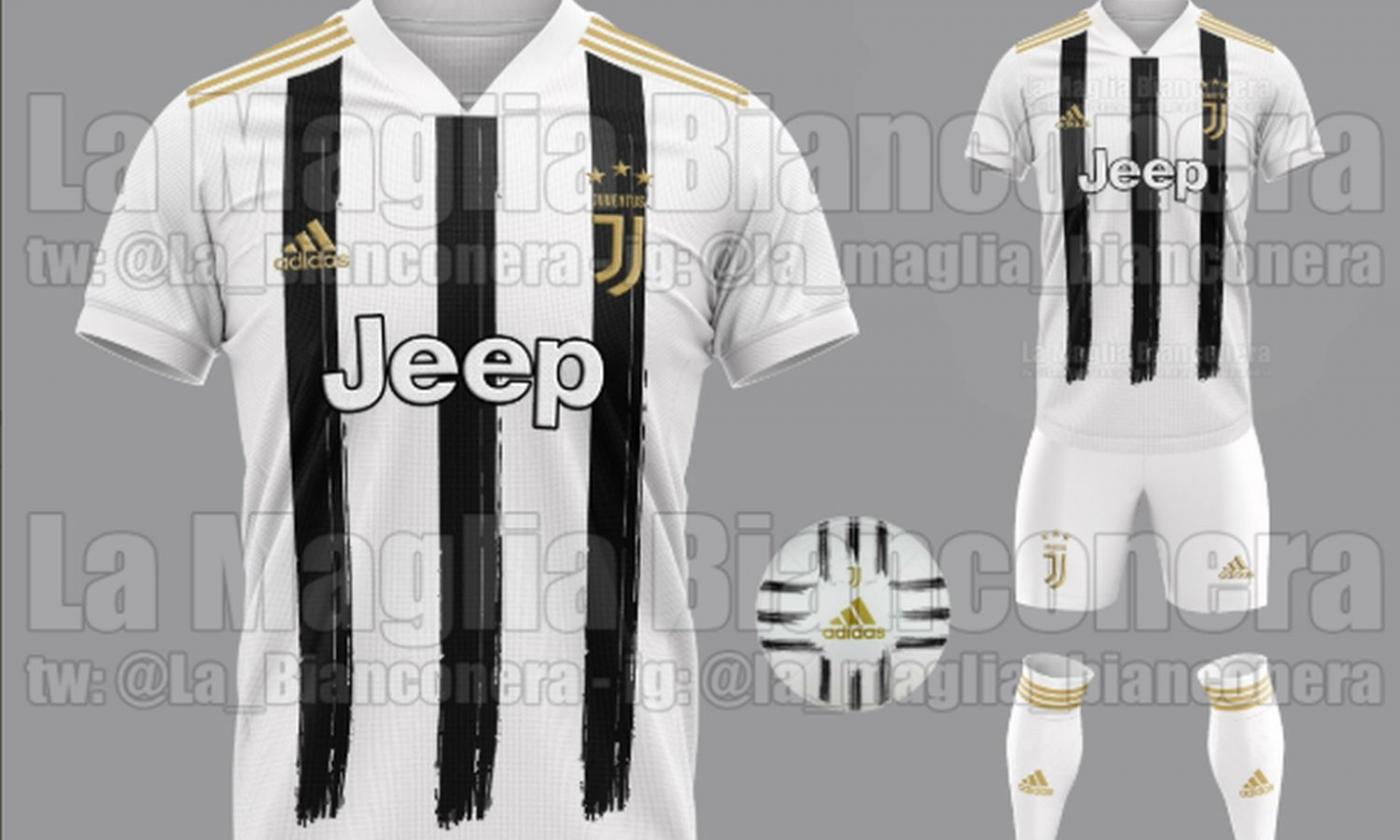 Gallery Juve S Home Away And Third Kit For The 2020 21 Season