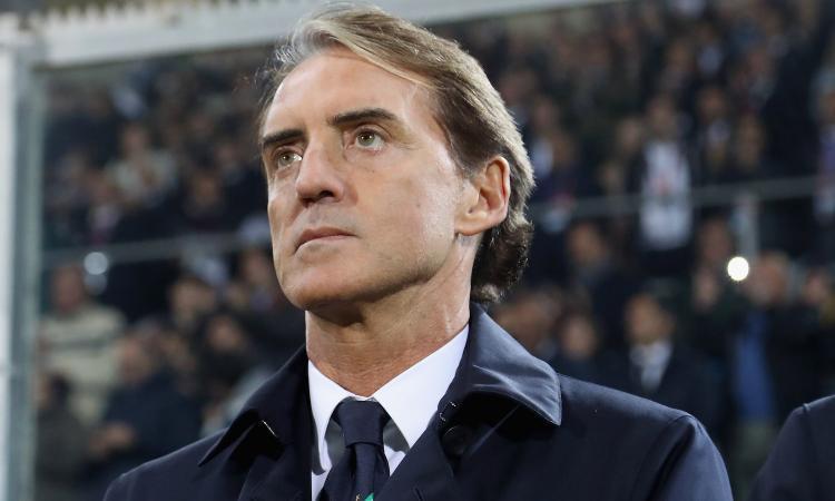Mancini: 'Da piccolo tifavo Juve. La Nazionale? 2019 bello, ma ora si fa sul serio'