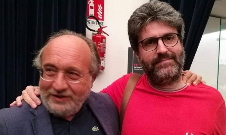 Mario De Michele: fare giornalismo a rischio della vita per raccontare la truffa su un campo di calcio
