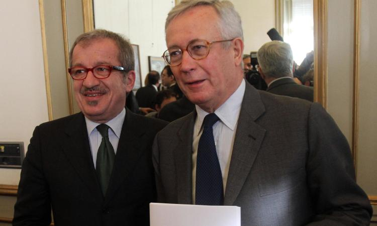 Lega Serie A: per la presidenza spuntano Maroni e Tremonti