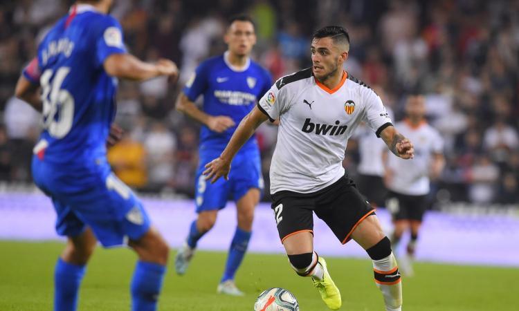 Valencia: due big inglesi vogliono Maxi Gomez