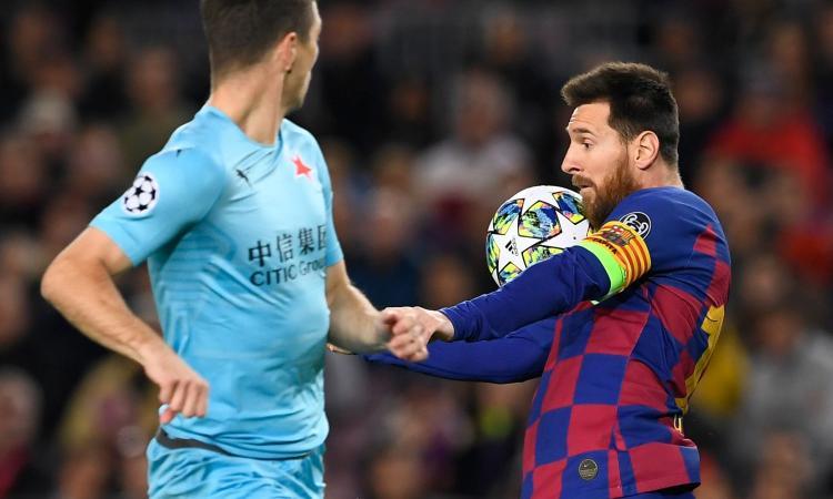 Pres. Barcellona: 'Prepariamo l'era post Messi, ma è pronto un rinnovo a vita'