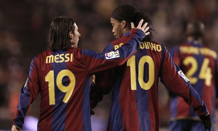 Dall'Argentina, Ronaldinho fuori dal carcere: la cauzione l'ha pagata... Messi