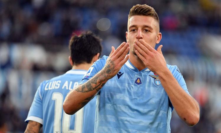 Inter, il Chelsea ti sfida per Milinkovic: offerta alla Lazio, le cifre