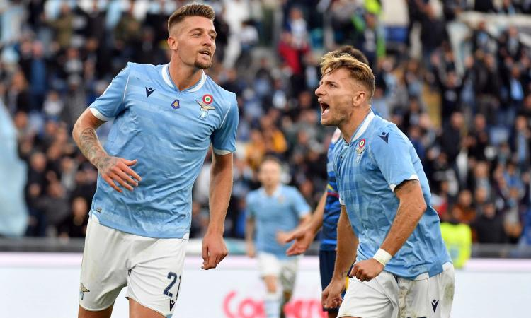 Lazio, 5 motivi per cui devi andare in Champions League