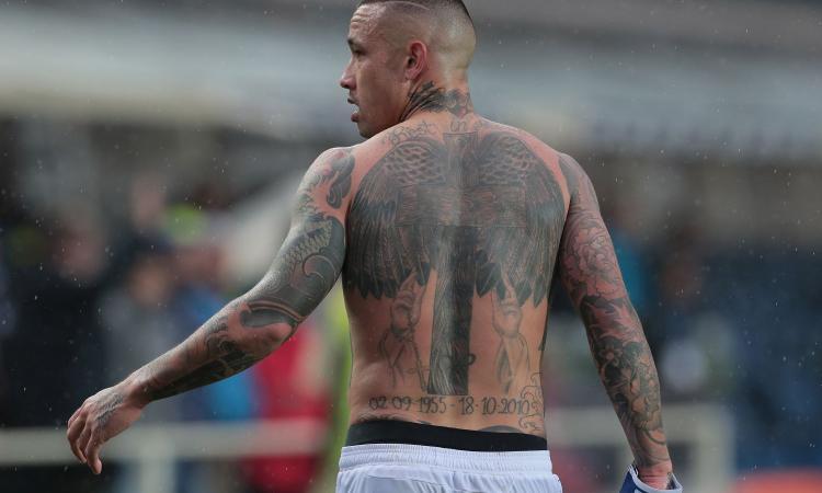 Nainggolan: 'Conte è stato uomo con me, altri all'Inter no... Contento se la Juve perde lo scudetto' VIDEO