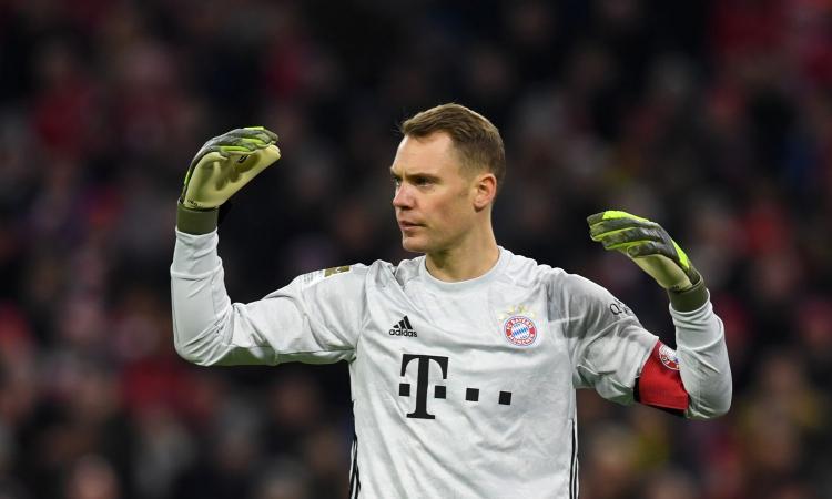Bayern, il successore di Neuer costa 90 milioni