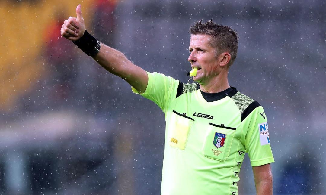 Quando un arbitro puo' cambiare il destino... tricolore