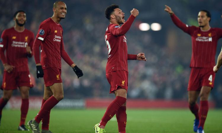 Liverpool: due club su Oxlade-Chamberlain