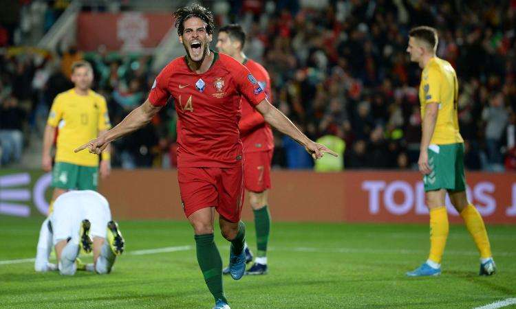 Everton, un portoghese per l'attacco