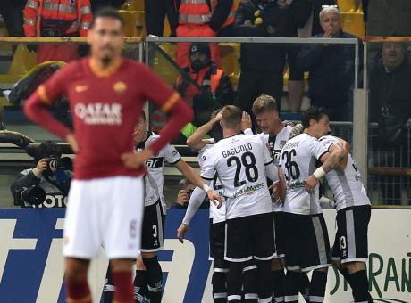 È Parma-Roma, ma sembra la Premier! E lasciate stare Fonseca