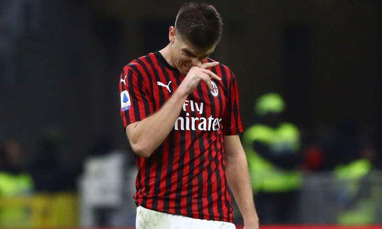 Ce l'ho con... Piatek si è perso. E se non fosse un attaccante da grande Milan?