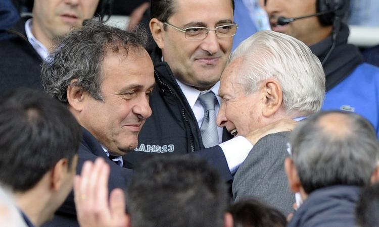 Juve cinica, che ricordi con Boniperti e Platini: 'Decisivi arbitri, campioni e fattore C...'