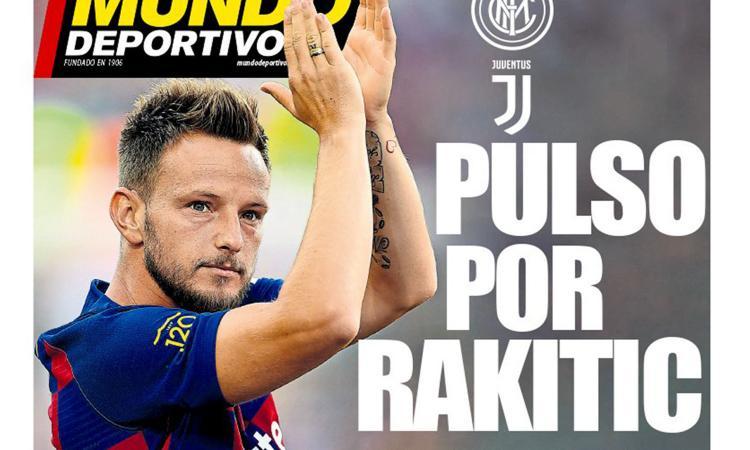 Dalla Spagna: contatto Juve-Barcellona per Rakitic
