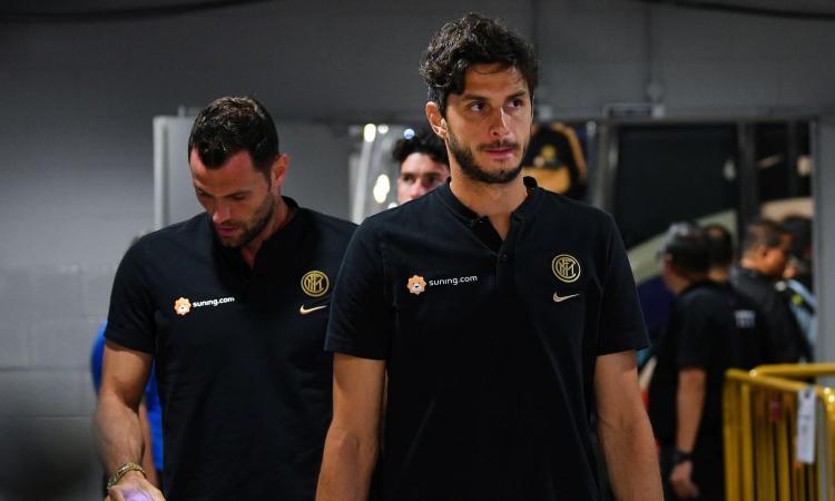 Inter, Ranocchia: 'Vogliamo arrivare lontano in Europa League. Su Padelli...'