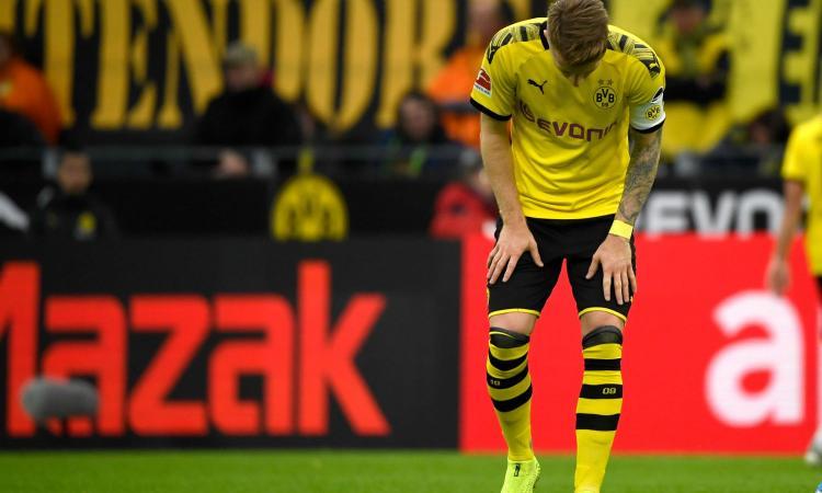 Dortmund-Inter, Favre: 'Reus recuperato? Vediamo...'