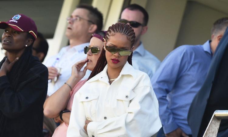Juve-Atletico anche Rihanna allo Stadium