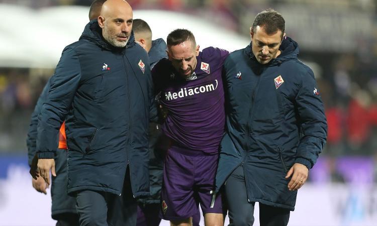 Fiorentina, le pagelle di CM: Dopo Ribery il buio, sopratutto per Montella