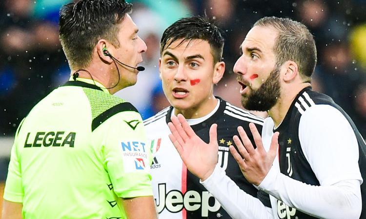 Juvemania: ma quale furto! La Juve non ha vinto grazie a Rocchi, ma con Dybala e Higuain