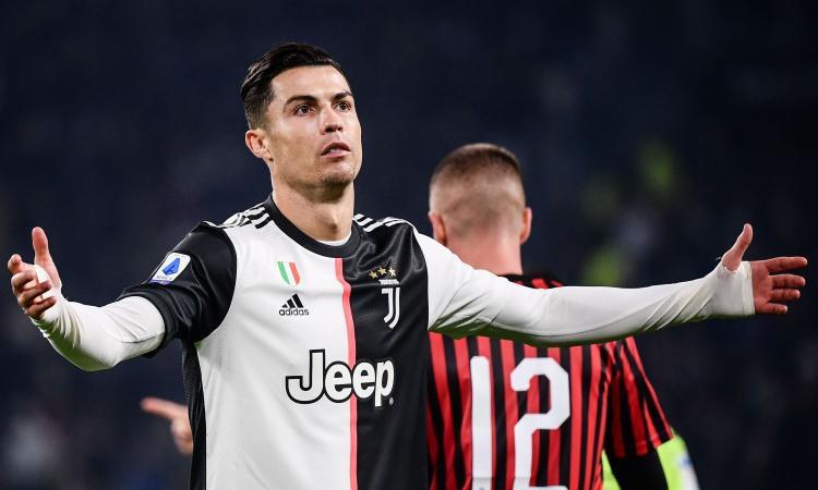 Prandelli su Ronaldo: 'Può starci un calo, per Messi è tutto più facile'