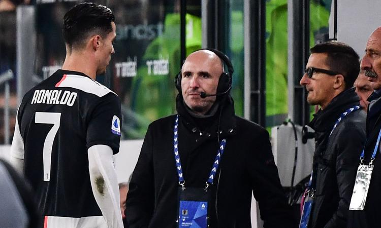 Clamoroso, scoppia il caso Ronaldo! Prima il 'vaffa' a Sarri, poi lascia lo Stadium a 3' della fine. E ora?