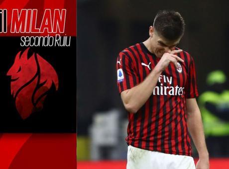 Milan nel baratro, contro la Juve non ci sono speranze. E Ibra usa i rossoneri